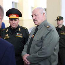 Minskas žada atsaką į ES sankcijas: spaudimas – tai ne ta kalba, kuria reiktų kalbėti su Baltarusija