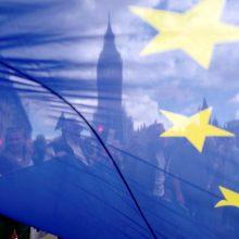 """Britanijos parlamentas patvirtino sankcijų Rusijai taikymo tvarką po """"Brexit"""""""