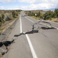 Stiprus žemės drebėjimas už Atlanto: tikėtina didelė žala