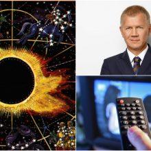 N. Šulija atskleidė, kaip Zodiako ženklai žiūri televizorių