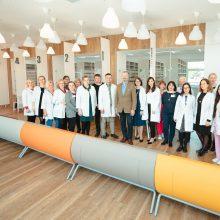 Kauno miesto poliklinikos Kalniečių padalinys keičia veidą