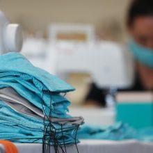 Taivanas labiausiai koronaviruso paveiktoms valstybėms dovanoja 10 mln. kaukių