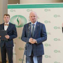 Apdovanoti geriausi Lietuvos sportininkai ir treneriai