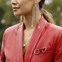 Masyvu: stambūs, dideli, originalios formos – tokie auskarai bus stilingiausi ateinančiais metais.