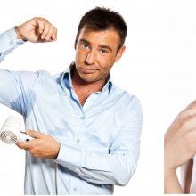 Padidėjęs prakaitavimas – ne tik estetinė problema: ką išduoda prakaito kvapas?