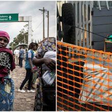 Konge – Ebolos karštligės protrūkis, paskelbta ekstremali situacija