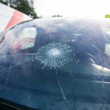 Ketvirtadienį užregistruota beveik 100 eismo įvykių: labiausiai nukentėjo pėstieji