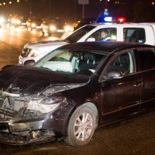 Antradienį šalies keliuose pasipylė avarijos: vienas žmogus žuvo, penki – sužeisti