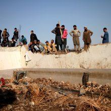 """Savaitės trukmės """"smurto mažinimo"""" laikotarpis Afganistane prasidės šešta"""