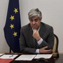 Eurogrupė: ES ginčai dėl atsako į koronaviruso krizę gali suskaldyti euro zoną