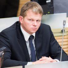 A. Palionio prioritetai – derybos su Europos Sąjunga ir melioracija