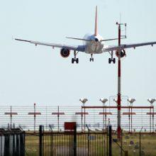 Lėktuvo avarija Sibiro pietryčiuose: žuvo du įgulos nariai