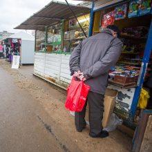 VMI: turgavietės mokesčio kompensacijas galės gauti dar tūkstantis prekiautojų