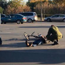 Praėjusi para keliuose: daugiausia eismo įvykių sukėlė dviratininkai