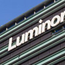 """""""Luminor"""": kovo 11 dieną kai kurie banko padaliniai nedirbs"""