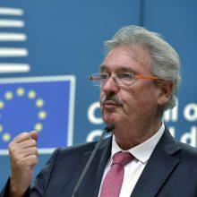 Liuksemburgas reikalauja, kad ES pripažintų Palestiną