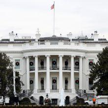 JAV planuojamas investicijų į Kiniją apribojimas pakenks abiem šalims