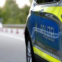 Vokietijos policija turkų sunkvežimyje rado 31 migrantą