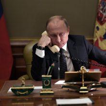 Po turkų karių žūties Sirijoje – Turkijos ir Rusijos prezidentų pokalbis telefonu