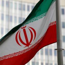 Iranas: Europos planas JAV sankcijoms apeiti nepakankamas
