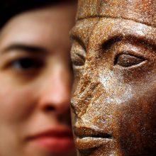 Egiptas prašo Interpolo surasti Tutanchamono skulptūrą
