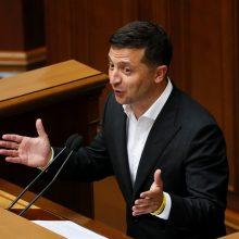 Ukrainos prezidentas pasirašė įstatymą dėl valstybės vadovo apkaltos procedūros
