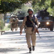 Afganistane kariuomenės operacija pražudė dešimtis vestuvininkų