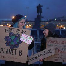 Rusija prisijungė prie Paryžiaus susitarimo dėl klimato kaitos