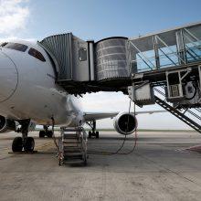 """""""Boeing"""": tikėtina, kad dėl COVID-19 krizės viena iš didžiųjų JAV oro linijų žlugs"""