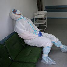 Koronaviruso krizė: svarbiausios pirmadienio naujienos