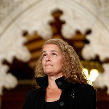 Kanados generalinė gubernatorė atsistatydino dėl kaltinimų priekabiavimu prie darbuotojų