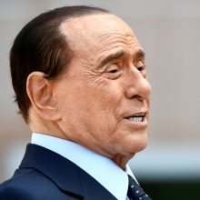 Buvęs Italijos premjeras S. Berlusconis vėl atsidūrė ligoninėje