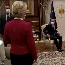 "Turkija dėl ""sofageito"" skandalo kaltina ES"