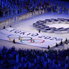 Tokijo olimpinėse žaidynėse nustatyta šešiolika naujų COVID-19 atvejų
