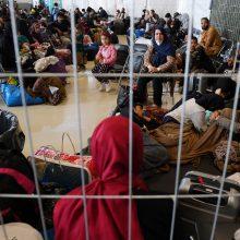 Vokietija išdavė 2,6 tūkst. afganistaniečių ir jų šeimos narių leidimą gyventi šalyje