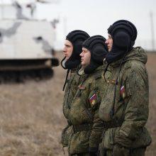 Kaliningrado srityje dislokuota naujų oro erdvės gynybos sistemų