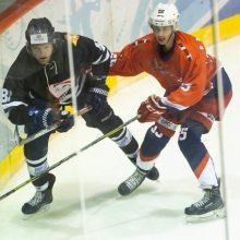 Vilniuje įvyks Lietuvos ledo ritulio čempionato lyderių dvikova