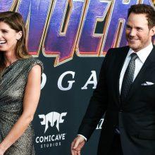 Holivudo pora Ch. Prattas ir K. Schwarzenegger susilaukė pirmosios atžalos