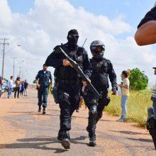 Brazilijoje ginkluotas užpuolikas paėmė įkaitais šešiolika autobuso keleivių