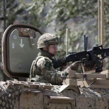 JAV reikalauja, kad Talibanas per taikos derybas suteiktų daugiau garantijų