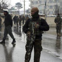 Afganistane JAV ir Talibano susitarimo pasirašymo išvakarėse tęsiasi paliaubos