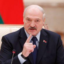A. Lukašenka: prezidento rinkimai vyks numatytu metu 2020-aisiais