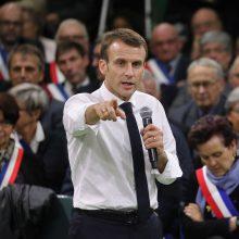 """Paryžiuje vyks svarbus """"Normandijos ketverto"""" viršūnių susitikimas"""