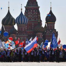 Kurių Rusijos milijardierių turtas per pastaruosius 10 metų išaugo labiausiai?