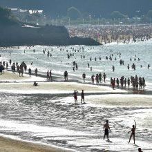Meteorologai įspėja: į Europą artinasi pragariško karščio banga