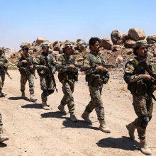 Svarbus žingsnis: Damasko vyriausybė ir Sirijos sukilėliai apsikeitė belaisviais