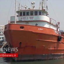 Irane įkliuvo dar vienas degalų kontrabandininkų laivas?