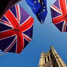 """JK premjeras: parlamentui atmetus jo planą dėl """"Brexit"""" įstatymo, jis sieks rinkimų"""