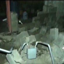 Irane per žemės drebėjimą žuvo mažiausiai penki žmonės, apie 120 sužeista