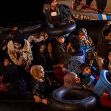 EP pirmininkas sukritikavo Turkijos grasinimą atidaryti pabėgėliams duris į Europą